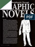 Interdisciplinariedad en la novela grafica - Jason Todd