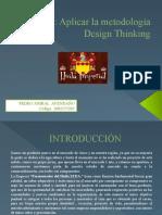 Fase 3-Design Thinkign -Pedro A. Avendaño