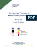 Copy of TD Immunologie S5 Nov 16