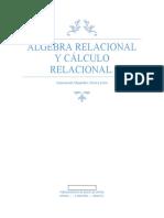 álgebra relacional y cálculo relacional
