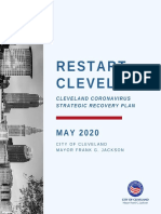 Restart Cleveland - Rec centers