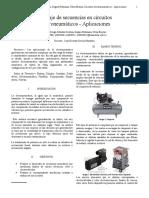 Actuadores - Informe IX - Parcial