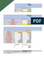Presupuesto de Plasticos Del Sur (2)