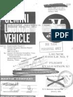 Launch Vehicle No. 7 Flight Evaluation
