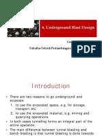 6-2015 Rancangan Peledakan Bawah Tanah