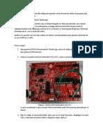 Frecuencimetro Instrucciones msp430