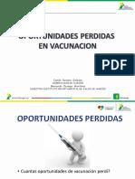 Presentación de PowerPoint oportunidadesp