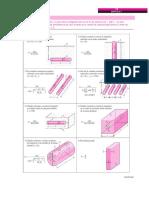 tablas factor forma