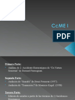 CcME I 10º Exposición