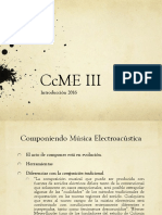 CcME III In