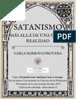 Satanismo Más Allá de Una Única Realidad