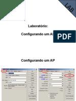 11 - Configurando um AP