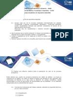 sustentacion Fase 2 - Analizar Proceso Productivo seleccionado y elaborar Diagramas de Flujo, Sinóptico, de Recorrido e IDEF0 (1) cod 52776663