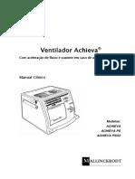 Ventilador Pulmonar Achieva SPO2