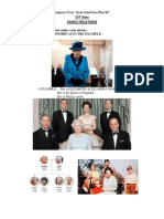 FAMILY RELATIONS THE ROYAL FAMILY
