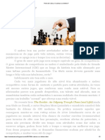 Reino de Caíssa_ O xadrez ou o dinheiro_