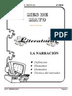 LA NARRACION - TEORIA Y PRACTICA