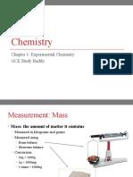 ExperimentalChemistry