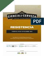 Programa CyC RESISTENCIA