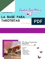 La base para tarotistas - guia gratuita -.pdf