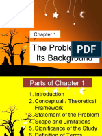 Chapter 1 The Problem and Its Background