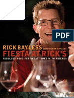 Fiesta at Rick Bayless Cookbook