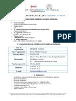 Organisation - Références & CV de la Société TECHNIP-CONGO.doc