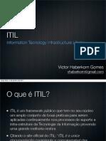 Apresentação Basica ITIL 28-11-09