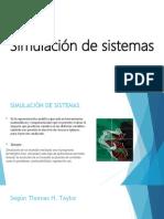 Simulacion de Sistemas EVENTOS DISCRETOS