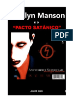 Rock n' Roll - Marilyn Manson e o Pacto Satânico