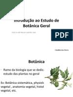 slides de botanica geral
