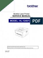 HL-1240 HL-1250 User Parts and Service Manual.pdf
