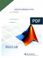 Membangun Gui Dengan M-file