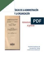 03 Administración Industrial y General. Fayol. presentacion