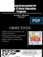 Classroom Assessment for the K to 12 Basic.pptx