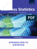 CHAPTER 01 Introduction to Statistics.ppt
