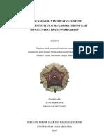 Perancangan dan Pembuatan CMS iLab - Bachelor Degree Final Report