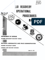 Apollo Recovery Ops Manual
