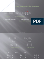 Stereoselective and stereospefic reaction.pptx