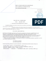 Buletin de avertizare fitosanitara    nr.51 din 02.09.2019