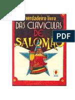 O Verdadeiro Livro das Clavículas de Salomão (INCOMPLETO)