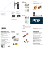 Quick Start Guide (QSG), Falcon X3+