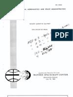 Recovery Quariantine Equipment Familiarization Manual