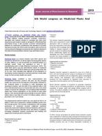 market-analysis-2020-6th-world-congress-on-medicinal-plants-andmarine-drugs