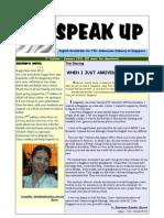 Speak Up 02-Jan11