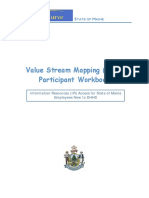 value stream mapping - Participant-Workbook.pdf