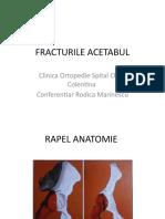 C4-Fracturi acetabul