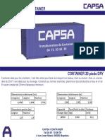 Container-CAPSA-20-pieds-DRY