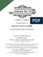 Haydn - Sinfonia 52