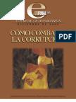 como combatir la corrupción